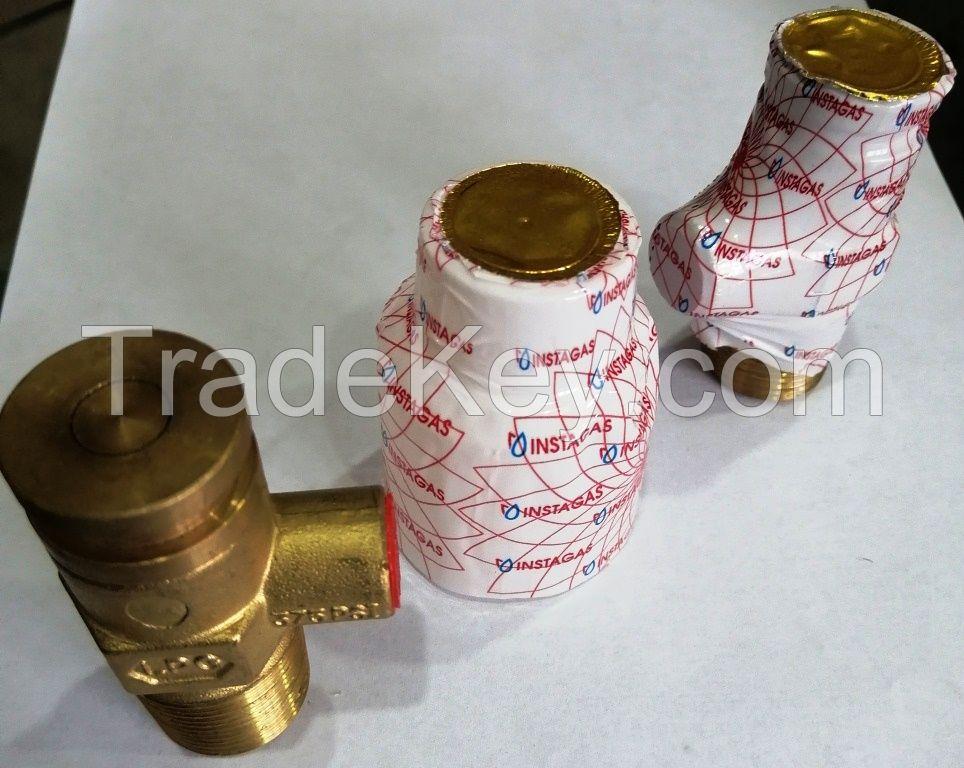 Shrink Seals for LPG Cylinder Valves 27mm