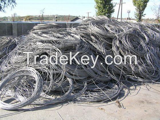 aluminium wire scrap, aluminium 6063, aluminium extrusion