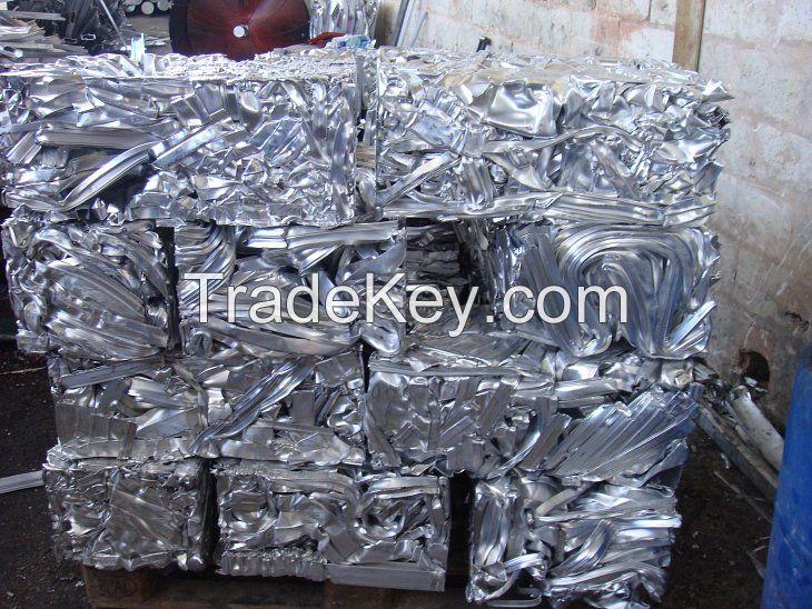 Aluminium extrusion scrap, Aluminium wire, Aluminium UBC, Aluminium 6063 scrap at 200.00EUR per ton We offer OCC paper scap at 150.00EUR per ton We offer newspaper scrap at 120.00EUR per ton We offer copper wire scrap at 2000.00EUR ton We offer PU Foam Sc