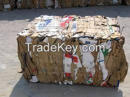 OCC, OINP, ONP waste paper