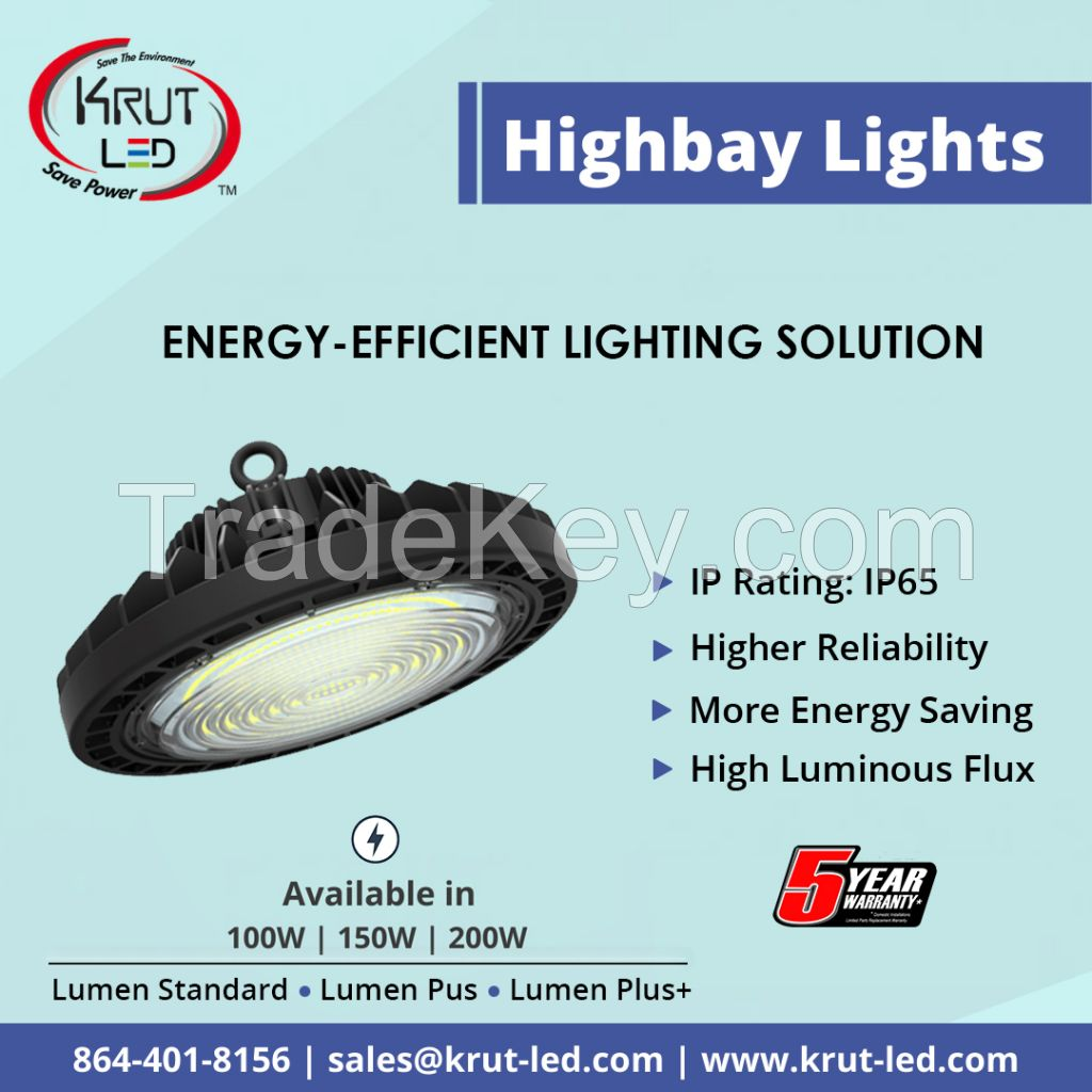 Outdoor LED Lighting Solution