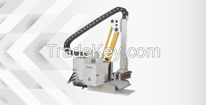 die casting machine automatic sprayer