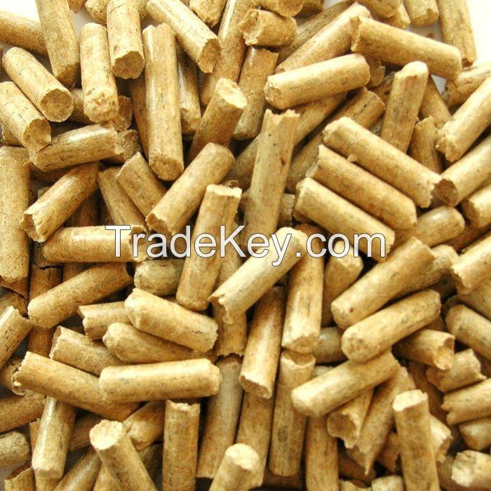 Spruce Wood Pellets