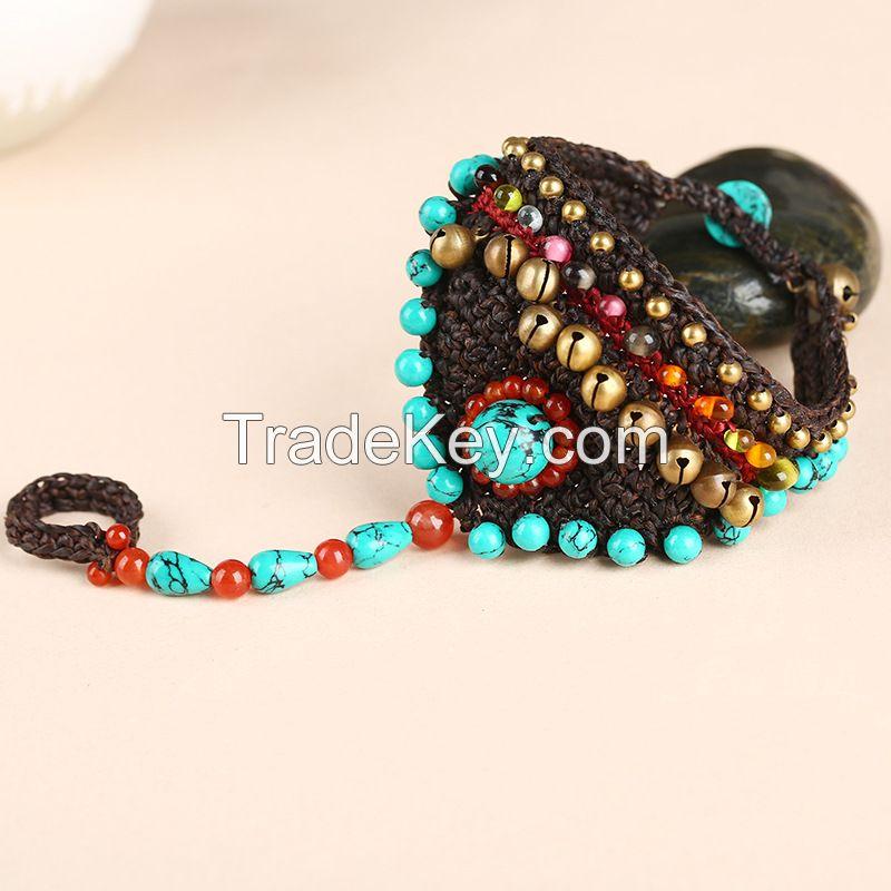 Handmade braiding bracelet