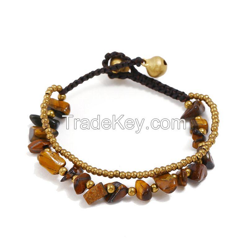 BOHO traditional handmade braiding bracelet.