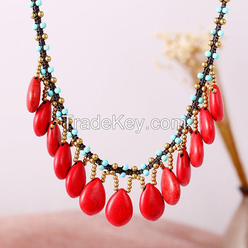 Bohemia Style Necklace - MCX012