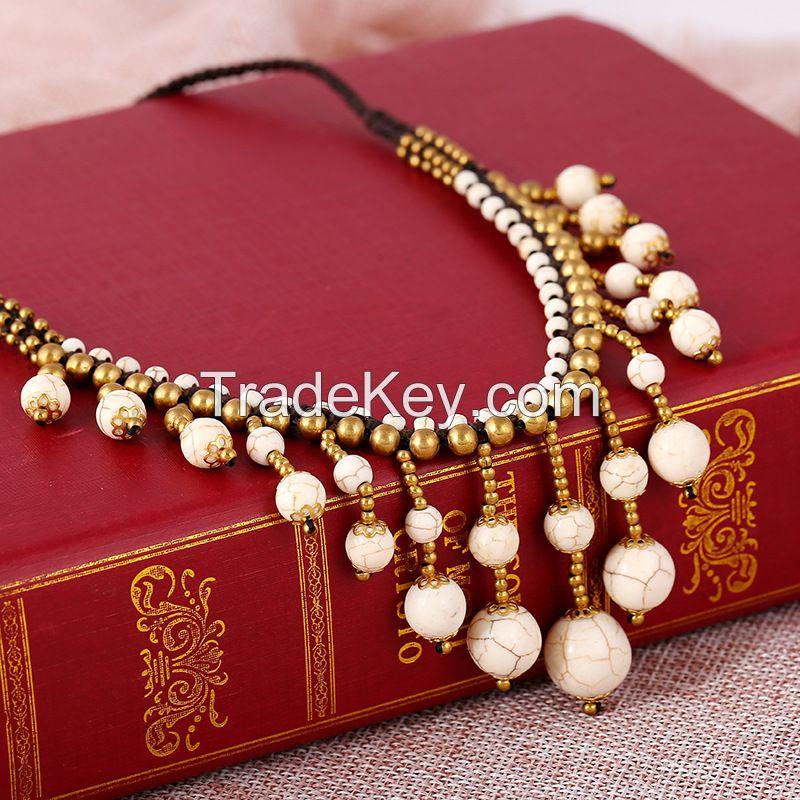Bohemia Style Necklace - MCX005