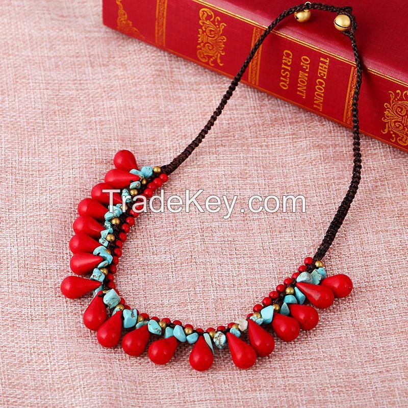 Bohemia Style Necklace - MCX010