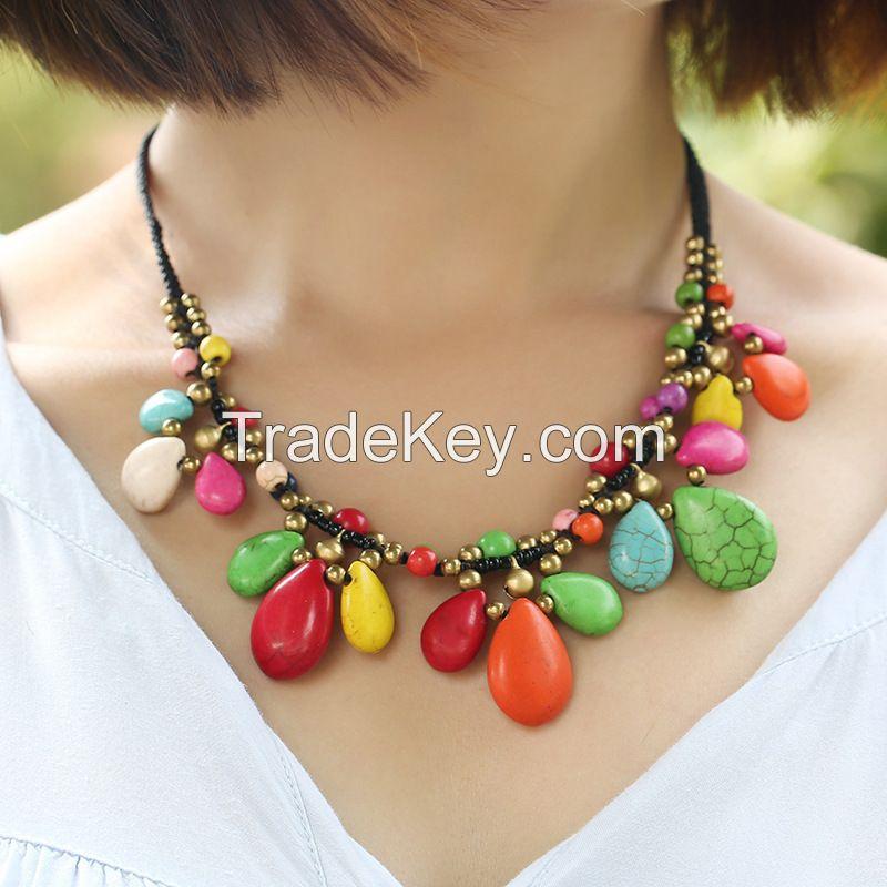 Bohemia Style Necklace - MCX014