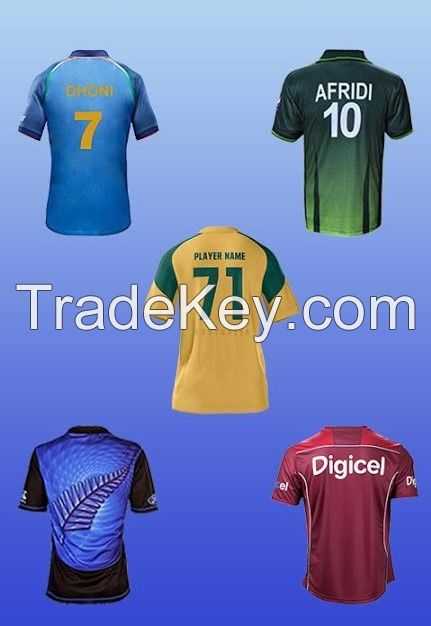 Cricket jersey and trouser (Cricket Uniform)