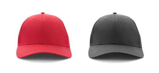 Sports caps for baseball, polo or other sports