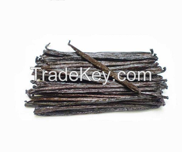 High Quality 14 18cm Grade a Madagascar Vanilla Beans with Good Price