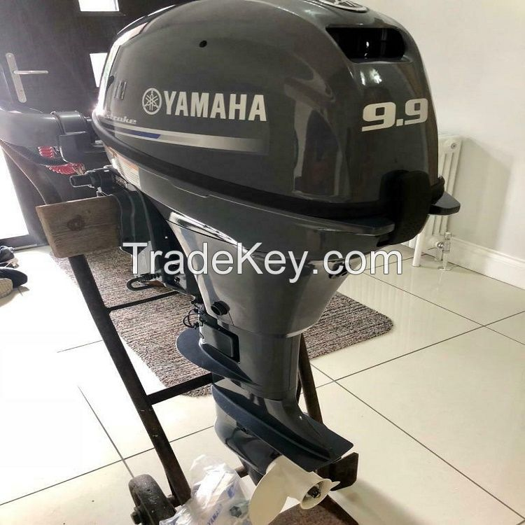 APPROVED NEW ACTIVE Yamahas 90HP 75HP 115HP 150HP 4 stroke outboard motor / boat