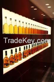 Alcoholic Russian whiskey Liquor