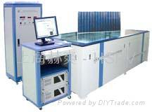 Single Flash Large Area Solar Simulator