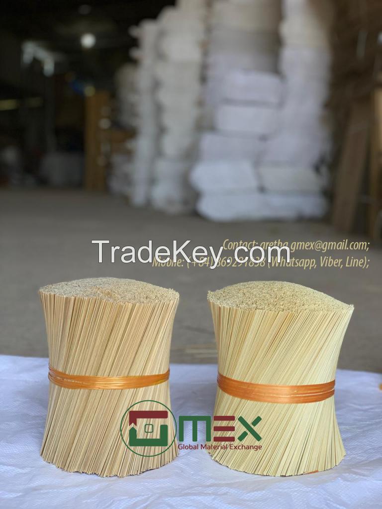 High Quality Bleached Bamboo Sticks Vietnam Origin