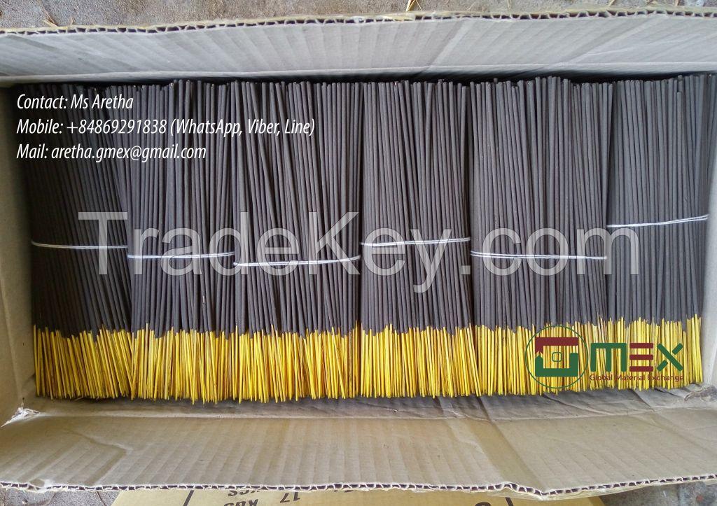 Black incense sticks from Vietnam high quality +84869291838