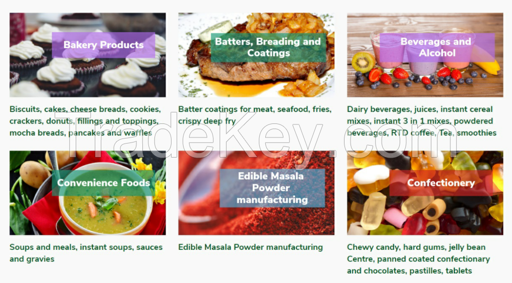 High Quality Tapioca Starch (Food Grade Starch)