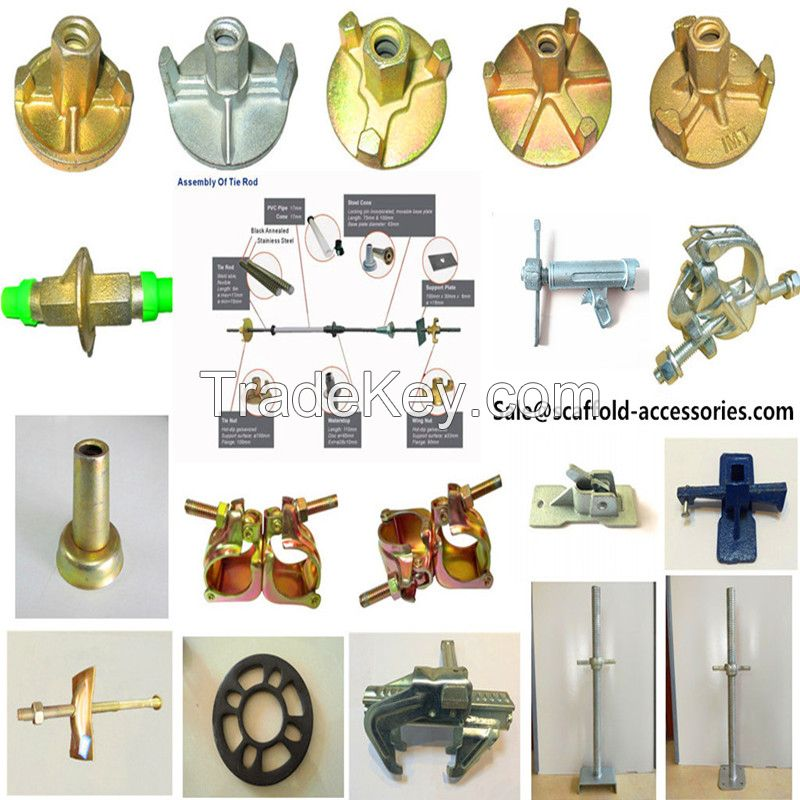 Formwork Accessories,Scaffolding Couplers, Tie Rod,Wing Nut,Frame Systems, Formwork, Shoring Prop,Planks and Scaffolding Tools.