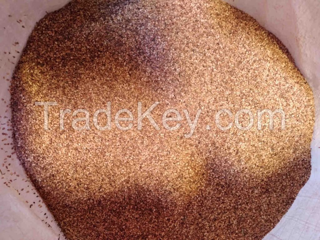 Sesame seeds (red or white)