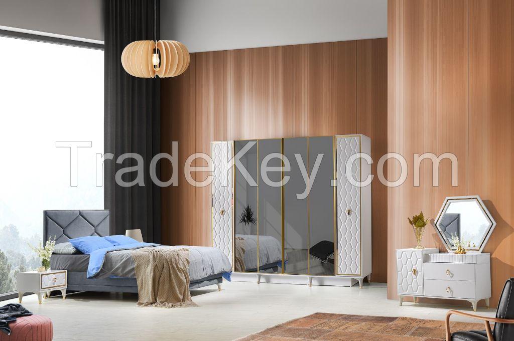 YT-601 Bedroom Set