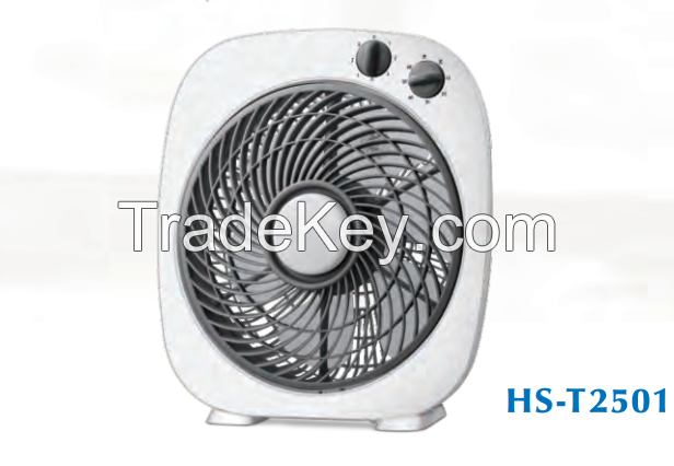 Table and Wall Mount Fan
