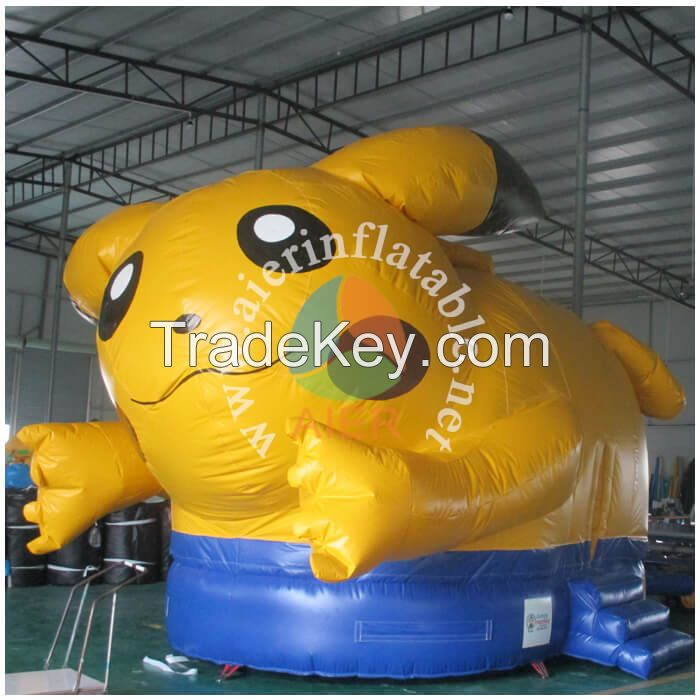 Small children inflatable bouncer E281
