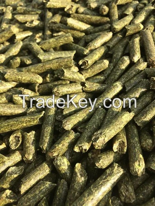 Alfalfa Pellets - Animal Feed