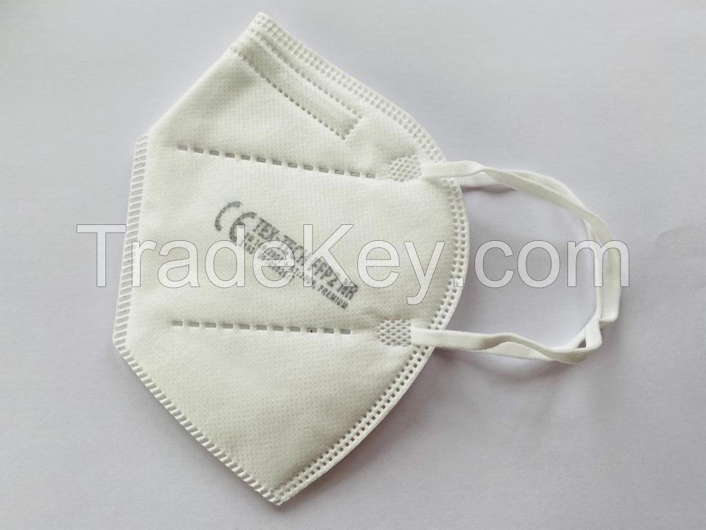 Respiratory Mask FFP2 NR TEX-TECH