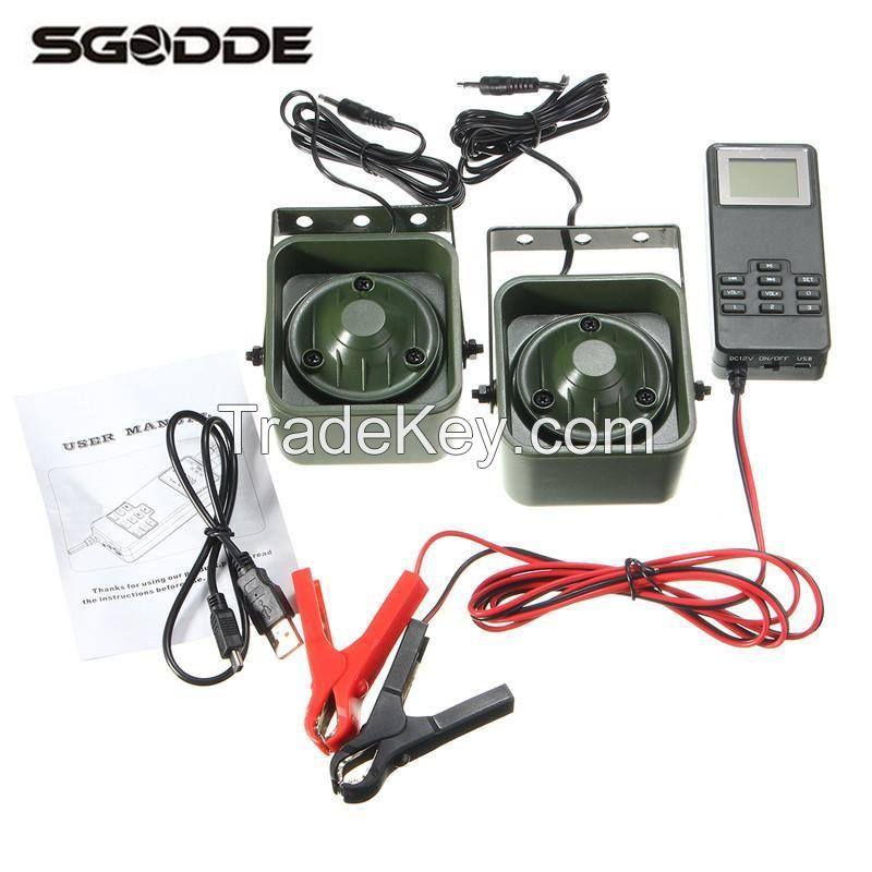 BK1518B mp3 speaker bird caller