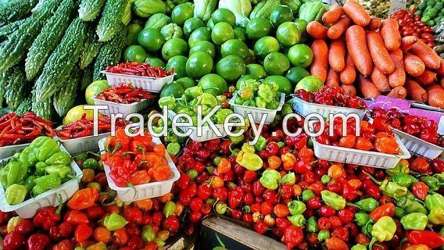 Organic Fruit, Organic Grain, Organic oil , Organic tea, Organic Vegetables,