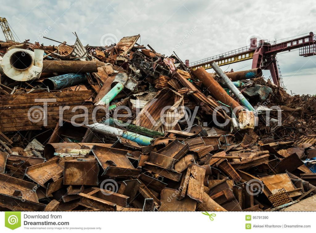 Copper, Aluminum, Metal Scrap, Titanium, Tungsten, Zinc, Lead, Non-Metallic Mineral Products