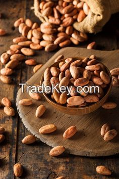 Arabica Coffee Beans, Robusta Coffee Beans, Cocoa Beans, Vanilla Beans, Butter Beans