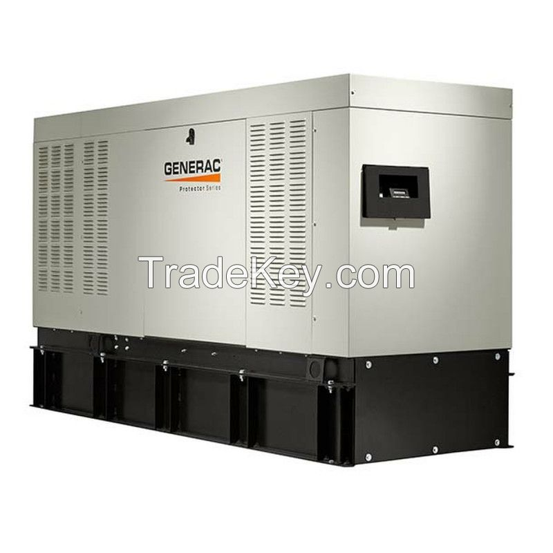 Generac GNC-RD04834 48kW 1,800-Rpm Protector Series Aluminum Enclosed Generator