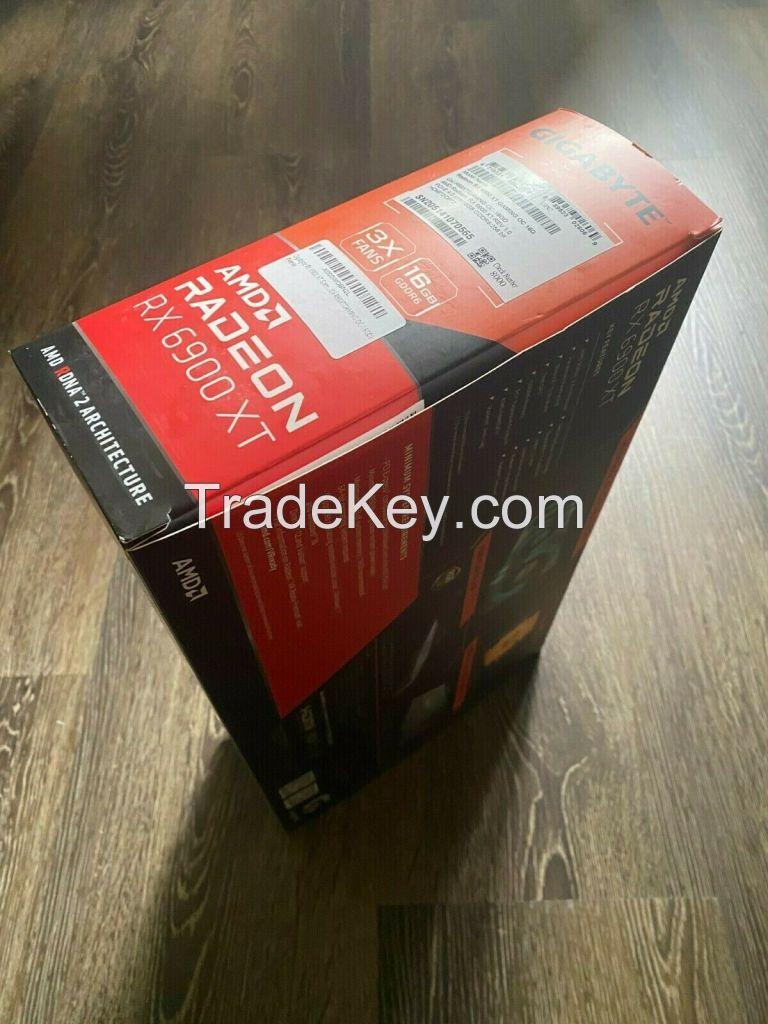 Gigabyte Radeon RX 6900 XT Gaming OC 16GB DDR6 WhatsApp Chat: +1 (415) 448-6871