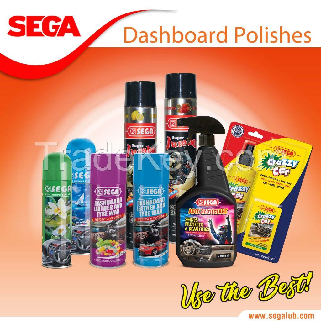 SEGA Xplus+ Dashboard Polish