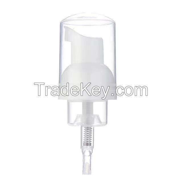 24/410 28/400 28/410 closure cosmetic pp spring liquid lotion soap dispenser foam pump