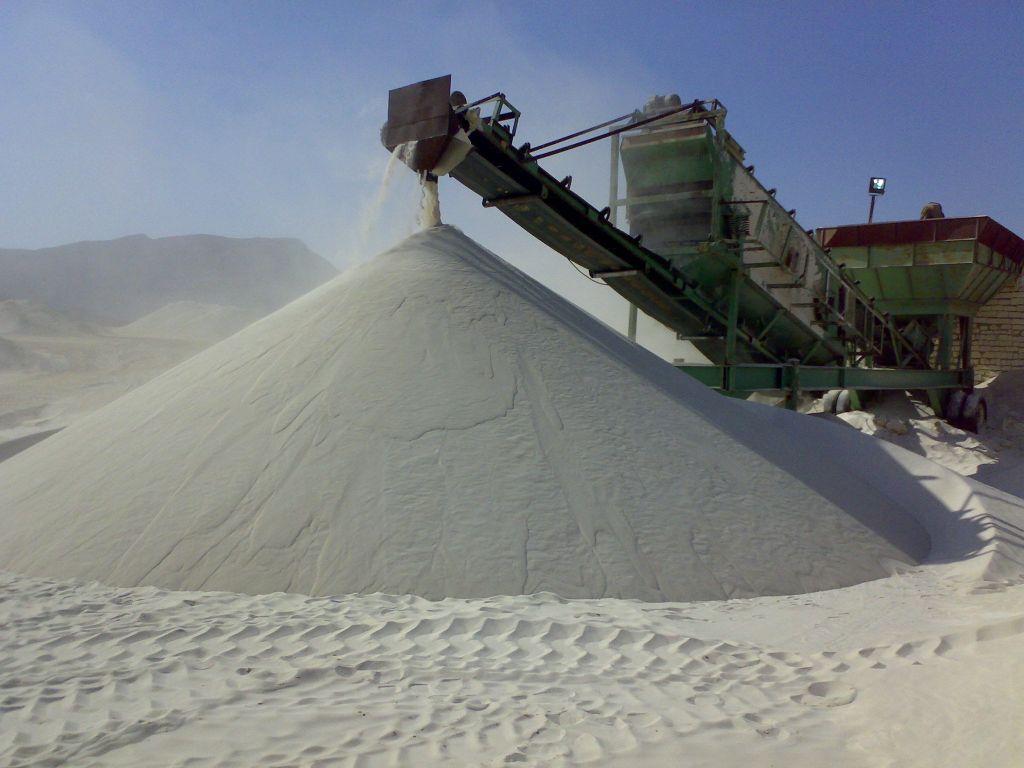 High Quality Silica Sand