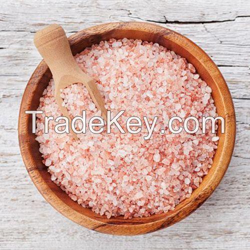 Himalayan Rock Salt (Pink, White, Dark Pink, Black Salt)