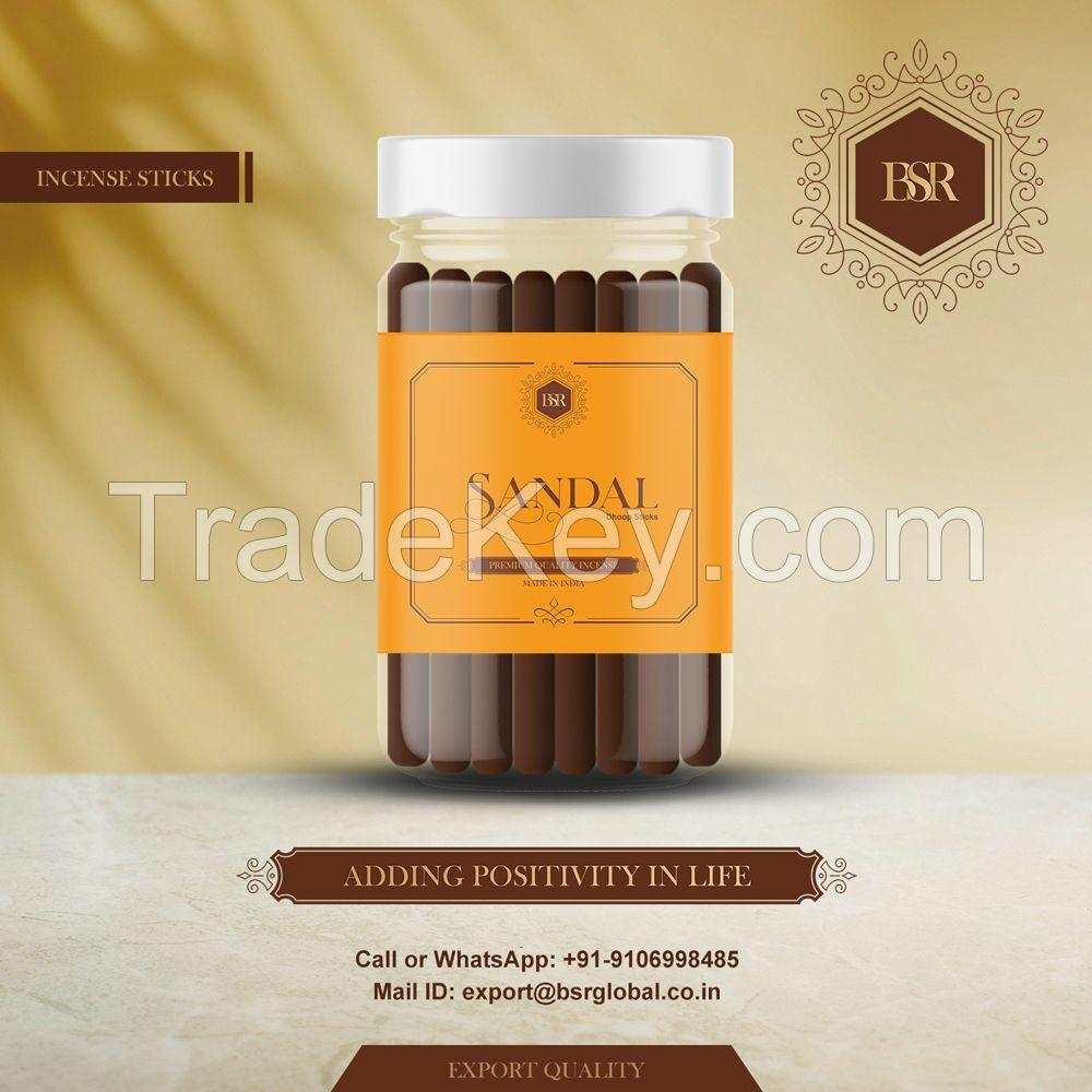 Dry incense sticks