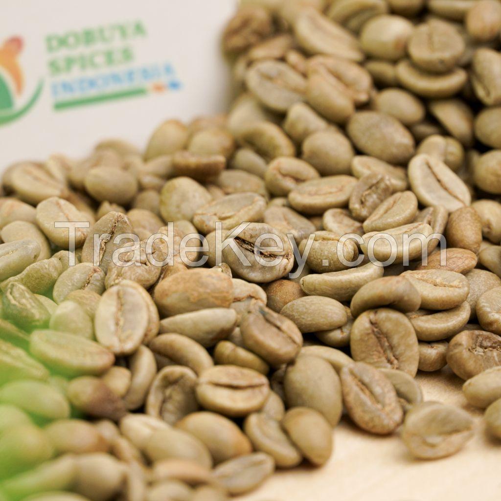 Java Arabica Green Coffee Beans : G1