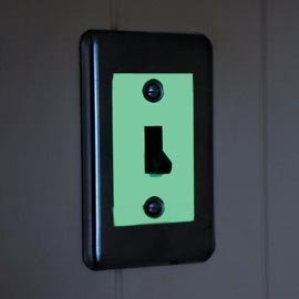 Glo Switch Light Swith Cover