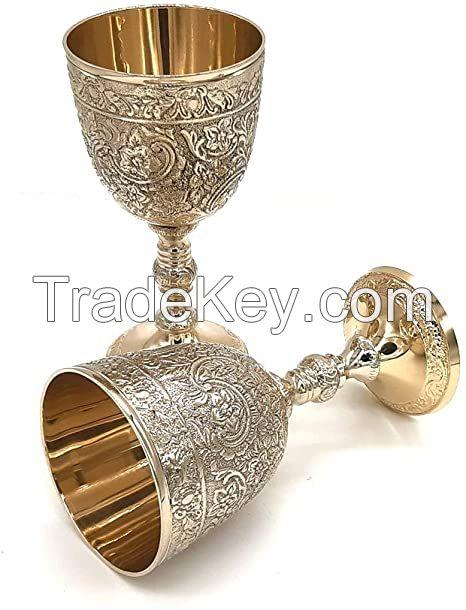 Premium Design Cold Drink Glass Rose Gold Classic Design High Quality