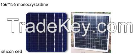 156*156 Class A mono Solar Cells