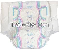 Disposable Baby Diapers in Bulk Available