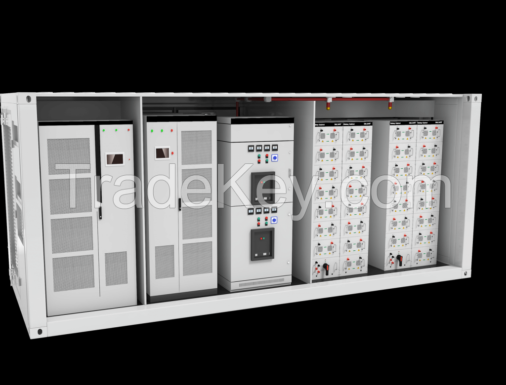 Intelligent and reliable power supply systems