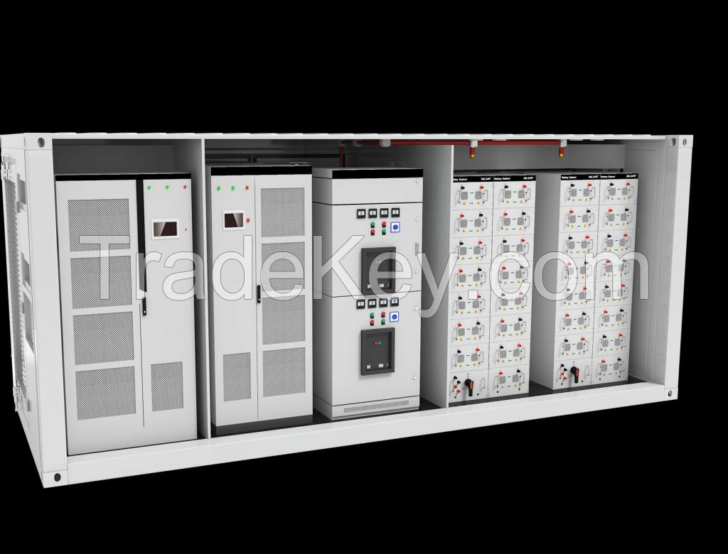 BSLBATT M500 microgird energy system