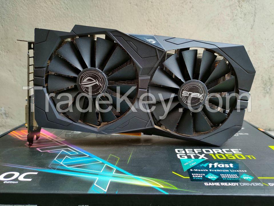 ASUS ROG GTX 1050-Ti STRIX 4GB DDR5 128BIT OC