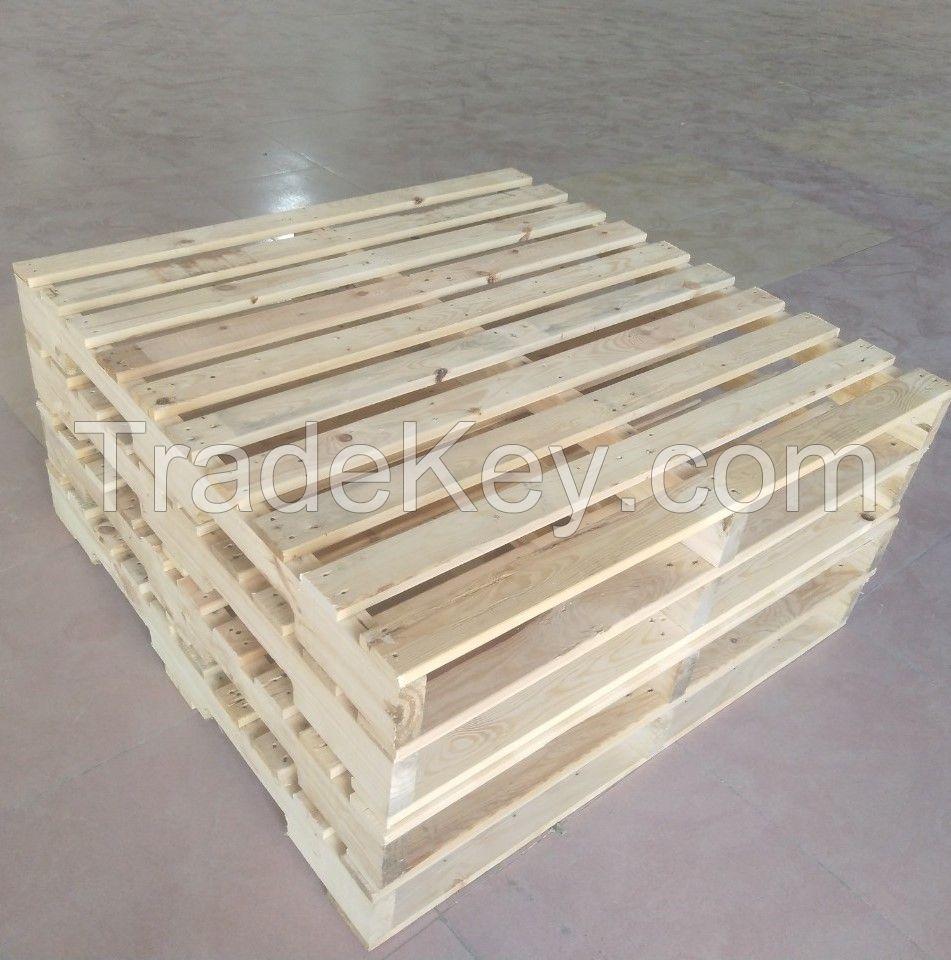 Asia Wooden Pallet