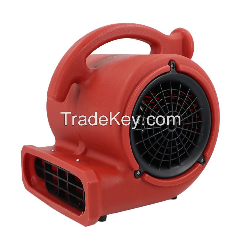 Mini Mighty Air Mover Blower for Kitchen Bedroom and Bathroom Drying